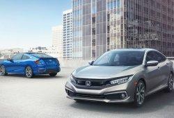 El Honda Civic 2019 se actualiza con nueva versión Sport en EEUU