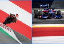 Honda RC213V vs. Red Bull RB8. ¿Con cuál será más rápido Marc Márquez?