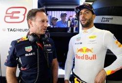 Horner detalla los motivos que llevaron a Ricciardo a dejar Red Bull