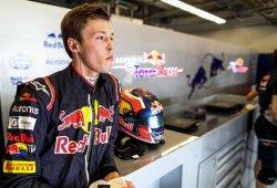 """Horner: """"Kvyat es uno de los pilotos en la lista de Toro Rosso"""""""