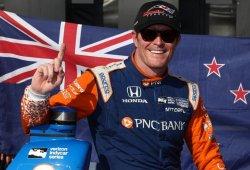 Scott Dixon renueva con Ganassi y cierra la puerta a McLaren
