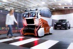 Los peculiares ojos virtuales de Jaguar Land Rover para vehículos autónomos