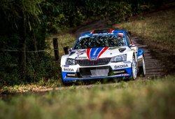 Jan Kopecký gana el Barum Rally, Dani Sordo es tercero