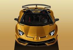 El Lamborghini Aventador SVJ Roadster será una realidad