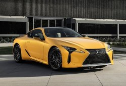 Lexus LC 500 Inspiration Concept, buscando la máxima expresión