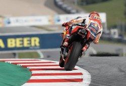Marc Márquez consigue la pole del GP de Austria por dos milésimas
