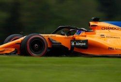 McLaren, el equipo con menos superblandos para Bélgica e Italia