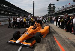 IndyCar afirma que trabaja con McLaren para que compita en 2019