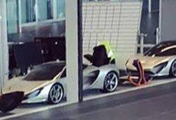 McLaren desvela el misterio de los deportivos filtrados en Instagram