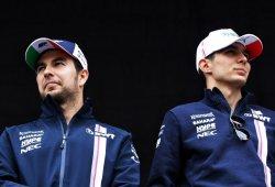 Pérez cerca de renovar con Force India, Ocon se suma a la lista de McLaren