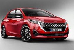 La versión eléctrica del nuevo Peugeot 208 no tendrá un diseño diferenciado