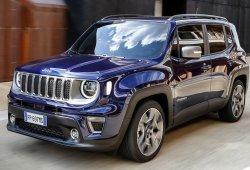 Jeep Renegade 2019, precios y gama del renovado SUV