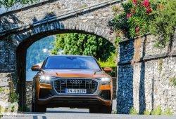 Prueba Audi Q8, comodidad de yate, conducción SUV