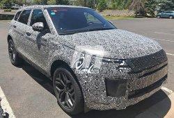 El nuevo Range Rover Evoque será desvelado en Los Ángeles 2018