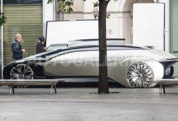 ¡Cazado! Descubierto el nuevo concept car de Renault