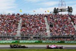 Renault explica su negativa a que Force India mantenga sus privilegios