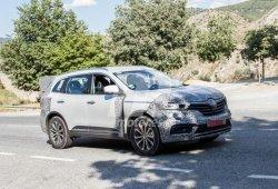 Tras detener su producción, Renault inicia el desarrollo del nuevo Koleos