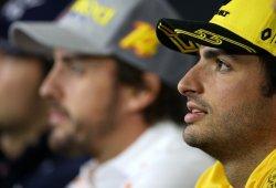 """Sainz: """"Es muy especial para mí ocupar el asiento de Alonso en McLaren"""""""