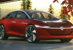 El sucesor del Volkswagen Phaeton estará inspirado en el I.D. Vizzion