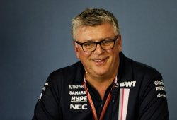 Szafnauer confirma que Racing Point Force India conservará el dinero de la FOM