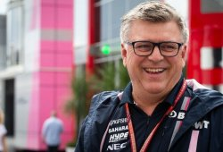"""Szafnauer: """"Hubo mucha ansiedad, alivia saber que hay futuro para Force India"""""""