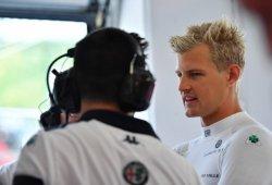 Marcus Ericsson se suma al baile de pilotos previsto para Monza o Singapur