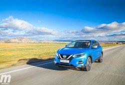 España - Julio 2018: El Nissan Qashqai vuelve a lo más alto