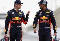 Verstappen duda de la decisión de Ricciardo, pero descarta victorias con Honda hasta 2020