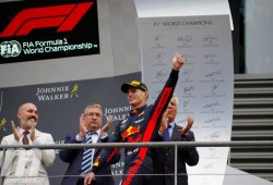 "Verstappen: ""Espero que en Monza podamos estar más cerca"""