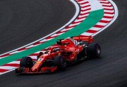 "Vettel: ""El Ferrari SF71H aún tiene potencial por explotar"""