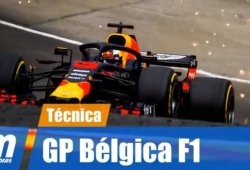 [Vídeo] F1 2018: análisis técnico del GP de Bélgica