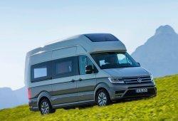 Volkswagen Grand California, así se llamará la Camper más majestuosa