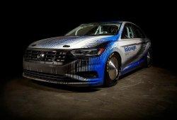 """Volkswagen pretende reinar sobre la sal de Bonneville con un Jetta """"algo retocado"""""""