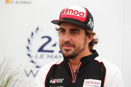 """Alonso: """"Decidí dejar la F1 hace meses, tuve que posponerlo y mentir un poco"""""""