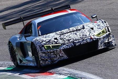 El renovado Audi R8 LMS GT3 debutará a finales de 2018