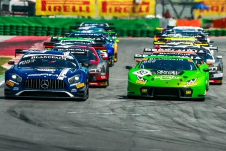 La Blancpain Sprint Cup vuelve con 23 GT3 en Hungría