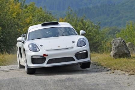 El Porsche Cayman R-GT no se homologará a corto plazo