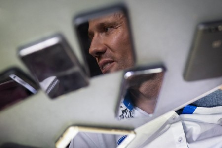 Enésima ofensiva de Citroën para fichar a Sébastien Ogier