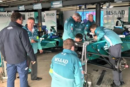 Los equipos de Fórmula E cambian sus bases operativas