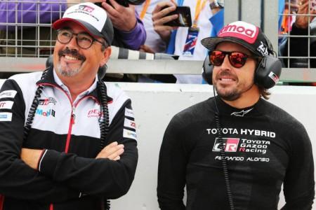 """Rob Leupen: """"No hay nada arreglado en Toyota para complacer a Alonso"""""""