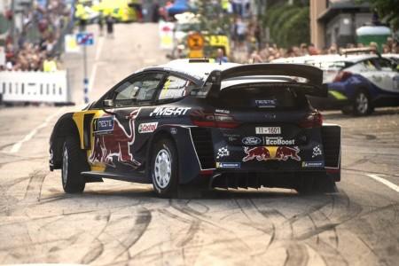 Lista de inscritos del Rally de Alemania del WRC 2018