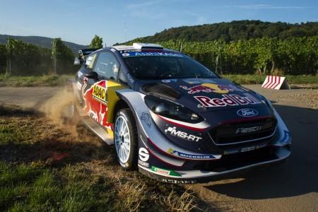 Lista de inscritos del Rally de Turquía del WRC 2018