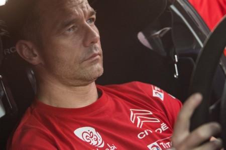 Sébastien Loeb vuelve a pilotar el Citroën C3 WRC