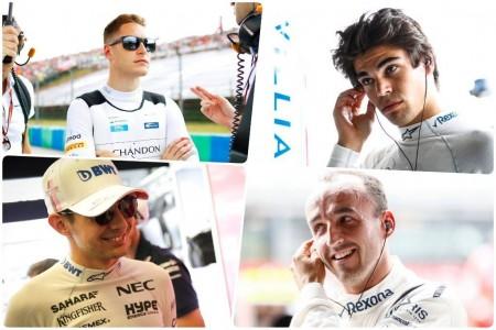 La máquina de los rumores, a tope en Spa: Stroll, Ocon, Vandoorne y Kubica a escena