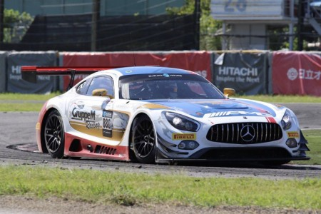 El Mercedes #888 de GruppeM gana las 10 Horas de Suzuka