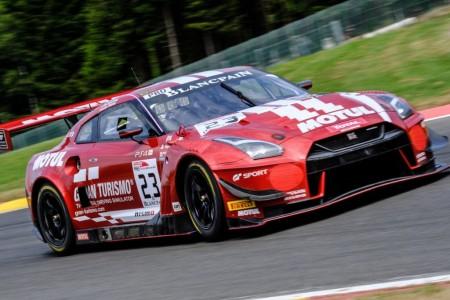 Nissan confía en Oliver Jarvis para las 10 Horas de Suzuka