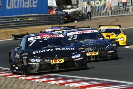 Previo y horarios del DTM 2018 en Brands Hatch