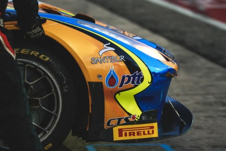 La FIA GT Nations Cup tiene sus primeros participantes