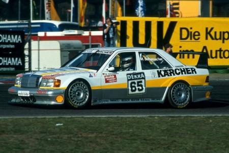 De Schumacher a Ogier: paso de ilustres pilotos por el DTM