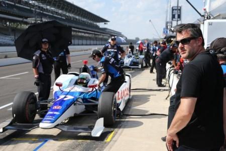 Tony Stewart abre la puerta a regresar a la Indy 500 como piloto
